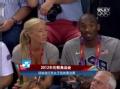 奥运视频-科比现身女自凯林赛 为美女奔波助威