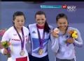 奥运视频-郭爽微弱差距获银牌 场自女子凯琳赛