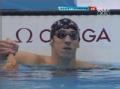 奥运视频-菲尔普斯险胜夺金 男子100米蝶泳决赛