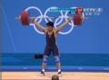 奥运视频-陆永豪气怒吼拿下178公斤 全场最高分