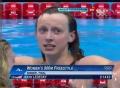 奥运视频-美国15岁女泳将一马当先 夺800自金牌