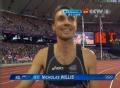奥运视频-男子1500米预赛第三小组威利斯获第一