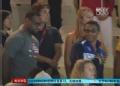 奥运视频-飞鱼100蝶实现三连冠 科比詹姆斯观战