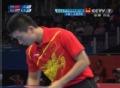 奥运视频-马龙侧身暴扣球得分 男乒团体淘汰赛