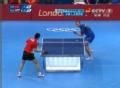 奥运视频-斯巴耶夫快速抽射 男乒团体淘汰赛