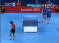 奥运视频-马龙快速托地抽射 男乒团体淘汰赛