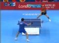 奥运视频-斯米尔洛夫反手抽射 男乒团体淘汰赛