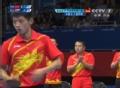 奥运视频-张继科反拉弧旋球 男乒团体淘汰赛
