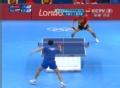 奥运视频-张继科高质反手拉球 男乒团体淘汰赛