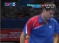 奥运视频-斯米尔洛夫连续扣杀 男乒团体淘汰赛
