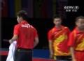奥运视频-张继科拿下第四局 男乒团体晋级8强