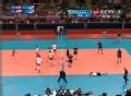 奥运视频-扎古姆尼跃起暴扣球 男排A组预选赛