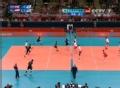 奥运视频-库雷克近网跃起拦球 男排A组预选赛