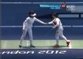 奥运视频-骆晓娟单局被夺两分 女团重剑半决赛