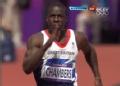 奥运视频-钱伯斯解禁归来成功晋级 男子100米