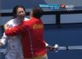 奥运视频-孙玉洁一剑封喉绝杀 中国重剑进决赛