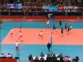 奥运视频-男排波兰连下三局 力压英国强势晋级