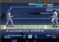 奥运视频-许安琪3-5对手反超 女团重剑半决赛