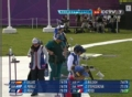 奥运视频-杰西卡79全中居榜首 女子飞碟多向决赛