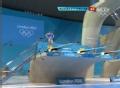 奥运视频-吴敏霞第2跳极度完美 3米板半决赛