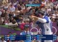 奥运视频-杰西卡84中仍第一 女子飞碟多向决赛