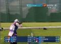 奥运视频-杰西卡领先第二5中 女子飞碟多向决赛