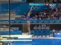 奥运视频-老将吴敏霞高质量一跳 3米板半决赛