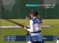 奥运视频-杰西卡飞碟多向打99中 破奥运会纪录