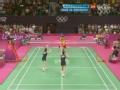 奥运视频-中国组合强悍防守 对手无奈回球落网