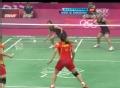 奥运视频-赵芸蕾田卿网前二打一 女羽双打决赛