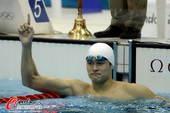 奥运图:男子1500米自决赛 无可争议的第一