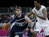 奥运图:阿根廷轻取尼日利亚 诺西奥尼突破