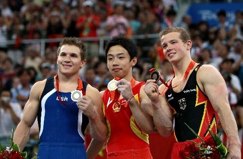 2008年奥运会单杠金牌