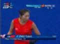 奥运视频-赵玉雕送折线短角球 女曲中国2-0英国