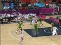 奥运视频-华仔跳投半截篮得手 男篮中国VS巴西