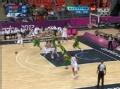奥运视频-索萨抢断快攻演暴扣 男篮中国VS巴西