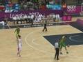 奥运视频-巴西悍将展示足球技艺 现场大颠篮球