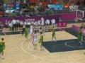 奥运视频集锦-男篮39分惨败巴西 出线机会渺茫