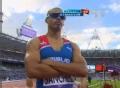 奥运视频-男子400米栏半决赛第一组桑切斯获胜
