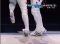 奥运视频-李娜脚踝遭扭伤 重剑女团中国VS韩国