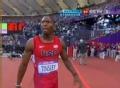 奥运视频-男子400米栏半决赛第三组廷斯里获胜