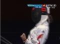 奥运视频-许安琪近身反击 重剑女团中国VS韩国