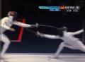 奥运视频-孙玉洁精准反击 重剑女团中国VS韩国