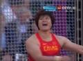 奥运视频-李艳凤掷67.22米欲冲金 女子铁饼决赛