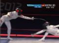 奥运视频-李娜反击扩优势 重剑女团中国VS韩国
