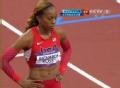 奥运视频-女子400米半决赛第一小组理查兹获胜