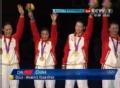 重剑女团夺冠视频-中国12年磨练 完胜韩国摘金