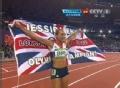 恩尼斯夺冠视频-七项全能登顶 英国摘田径首金