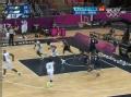 奥运视频-乌波加转身送挑篮 尼日利亚VS阿根廷