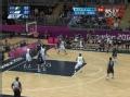 奥运视频-悍将弧顶三分命中 尼日利亚VS阿根廷